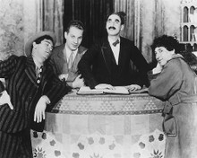 This is an image of Photograph & Poster of The Marx Brothers 171867