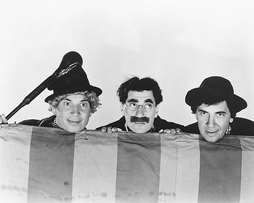 This is an image of Photograph & Poster of The Marx Brothers 173753