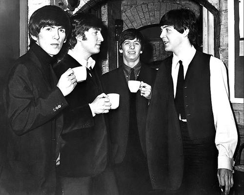 This is an image of Photograph & Poster of The Beatles 187081