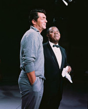 This is an image of Photograph & Poster of Louis Armstrong & Dean Martin 244323