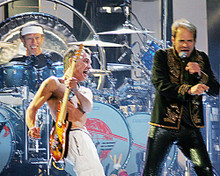 This is an image of Photograph & Poster of Van Halen 277672