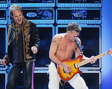This is an image of Photograph & Poster of Van Halen 277693