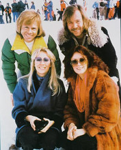 This is an image of Photograph & Poster of Abba 227753