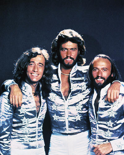 The Bee Gees Poster Print