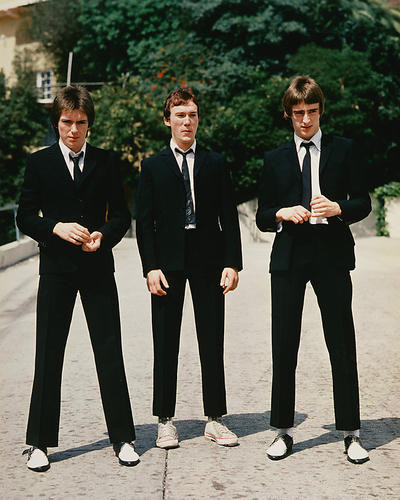 This is an image of Photograph & Poster of The Jam 247393
