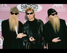 This is an image of Photograph & Poster of Zz Top 240658
