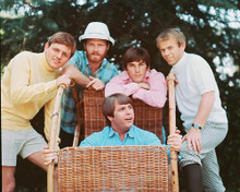 This is an image of Photograph & Poster of The Beach Boys 247222