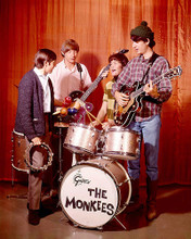 This is an image of Photograph & Poster of The Monkees 258657