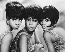 This is an image of Photograph & Poster of The Supremes 178778