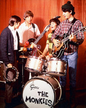 This is an image of Photograph & Poster of The Monkees 265612