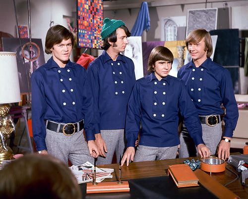 This is an image of Photograph & Poster of The Monkees 265610