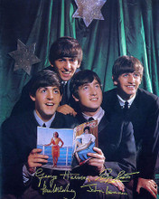 This is an image of Photograph & Poster of The Beatles 277170
