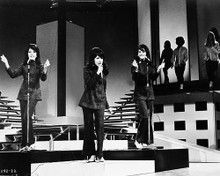 This is an image of Photograph & Poster of The Ronettes 186692