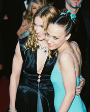 This is an image of Photograph & Poster of Madonna & Fiona Apple 230880