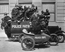 This is an image of Photograph & Poster of Keystone Cops 170813