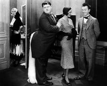 This is an image of Photograph & Poster of Laurel and Hardy 196920