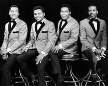 This is an image of Photograph & Poster of The Four Tops 197038