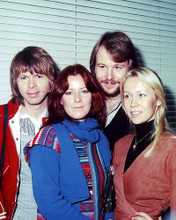 This is an image of Photograph & Poster of Abba 292360