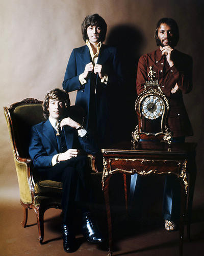 This is an image of Photograph & Poster of The Bee Gees 292218