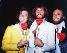 This is an image of Photograph & Poster of The Bee Gees 277874