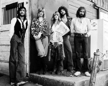 This is an image of Photograph & Poster of Fleetwood Mac 100634
