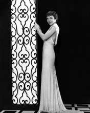 This is an image of Photograph & Poster of Claudette Colbert 102901