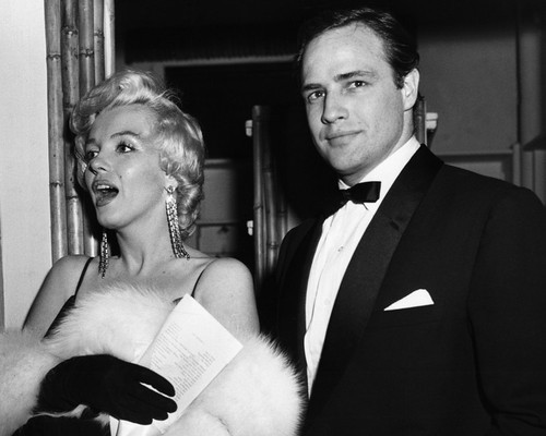 This is an image of Photograph & Poster of Marlon Brando 102912
