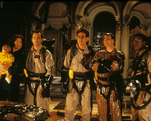 This is an image of Photograph & Poster of Ghostbusters 2 298324