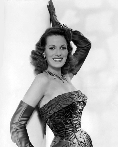 This is an image of Photograph & Poster of Maureen Ohara 103000