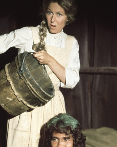This is an image of Photograph & Poster of Little House on the Prairie 298372