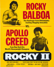 This is an image of Photograph & Poster of Rocky Ii 298403