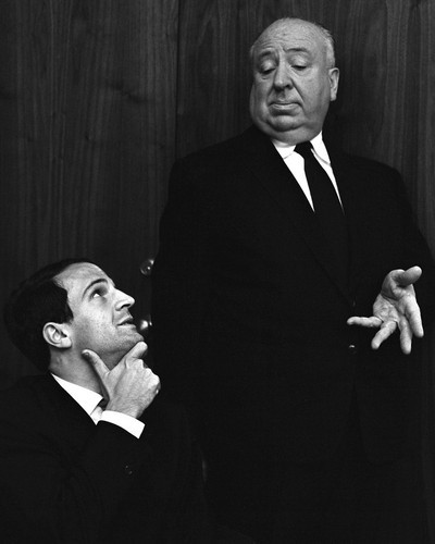 This is an image of Photograph & Poster of Alfred Hitchcock 103046