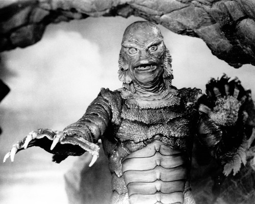 This is an image of Photograph & Poster of The Creature from the Black Lagoon 103182