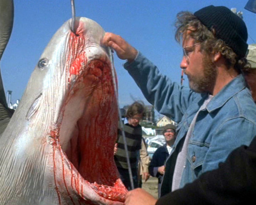 This is an image of Photograph & Poster of Jaws 298577