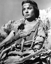 This is an image of Photograph & Poster of Jean Peters 103093