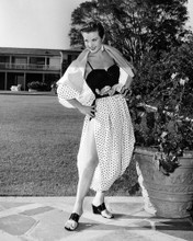 This is an image of Photograph & Poster of Jean Peters 103108