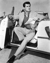 This is an image of Photograph & Poster of Rock Hudson 103113
