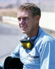 This is an image of Photograph & Poster of Steve McQueen 298501