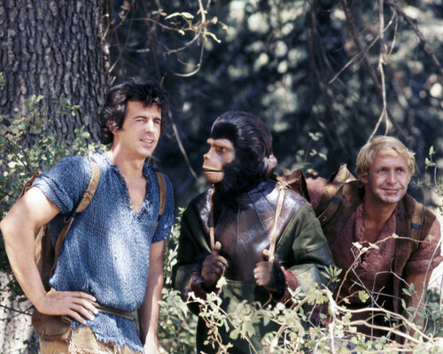 This is an image of Photograph & Poster of Planet of the Apes (tv) 298502