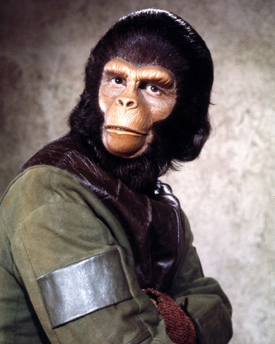 This is an image of Photograph & Poster of Planet of the Apes (tv) 298509