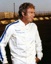 This is an image of Photograph & Poster of Steve McQueen 298514