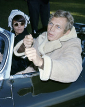 This is an image of Photograph & Poster of Steve McQueen 298520