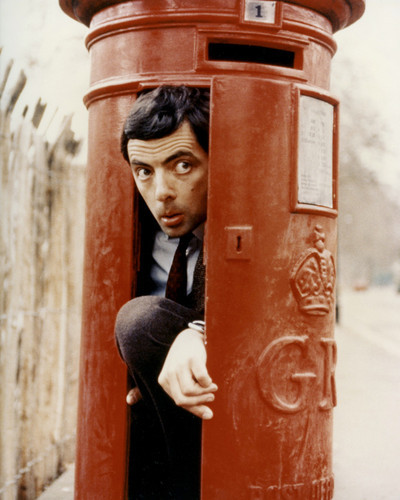 This is an image of Prints & Posters of Rowan Atkinson 298702