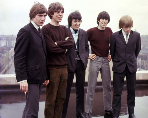 This is an image of Prints & Posters of The Rolling Stones 298776