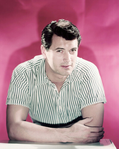 This is an image of Prints & Posters of Rock Hudson 298853