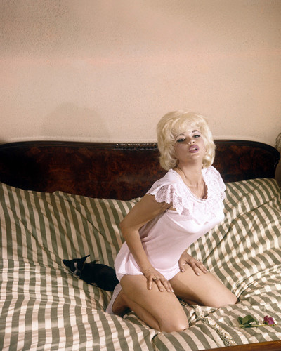 This is an image of Prints & Posters of Jayne Mansfield 298964
