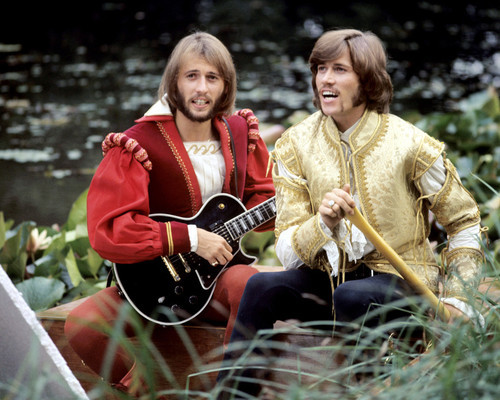 This is an image of Prints & Posters of The Bee Gees 298985
