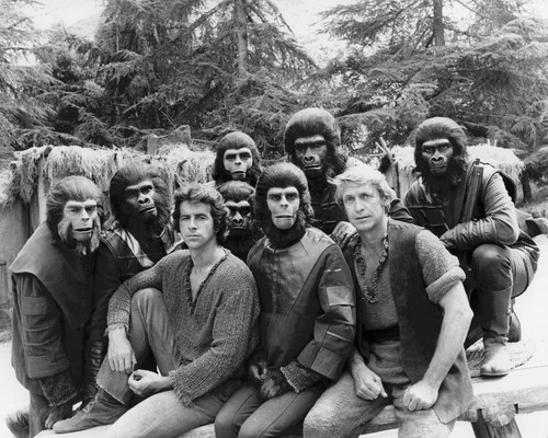 This is an image of Prints & Posters of Planet of the Apes (tv) 103336