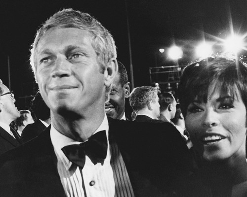 This is an image of Prints & Posters of Steve McQueen 103320