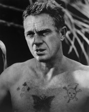 This is an image of Prints & Posters of Steve McQueen 103326